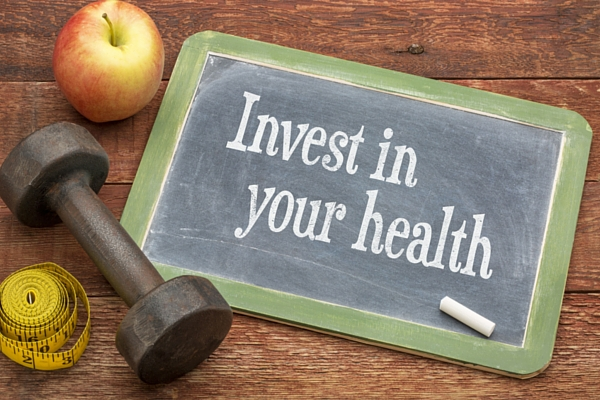 When is the right time, to invest in your health?