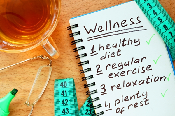 7 Reasons Why You Need a Written Wellness Plan