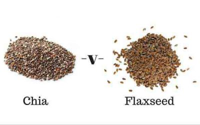 What's The Skinny on Super Seeds? Chia Seeds vs. Flax Seeds