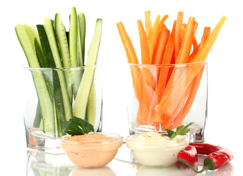 28 Quick Healthy Snack Ideas