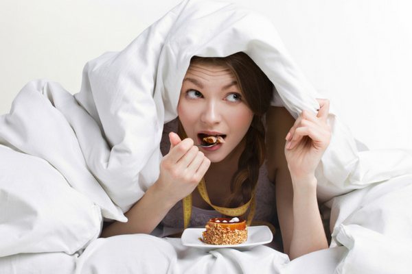 BINGE EATING … We're All Guilty Of It!